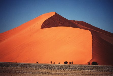 Namib-Naukluft park: Namibia is ranked second on the list.