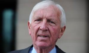 Sir David Walker in 2012