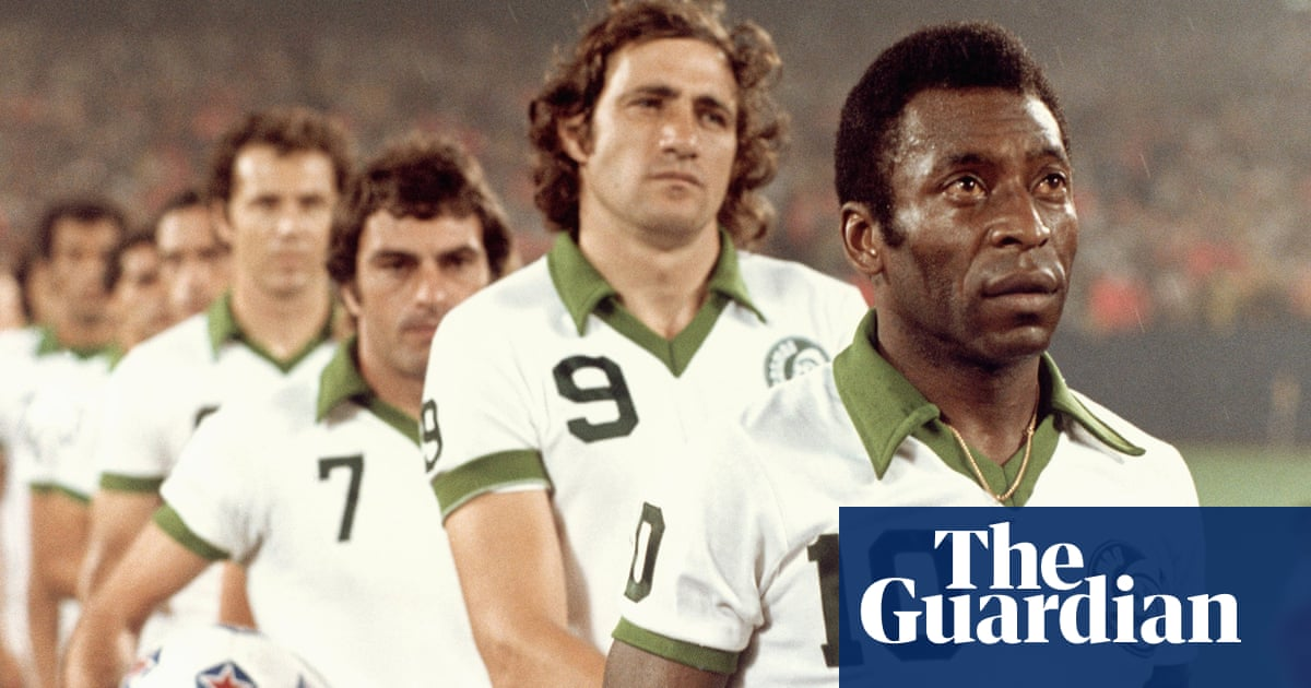 a2bf5b479f1 New York Cosmos: a soccer franchise from the past looking to the future