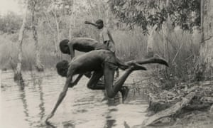 Photo taken by Gough Whitlam at Yirrkala mission, 1944