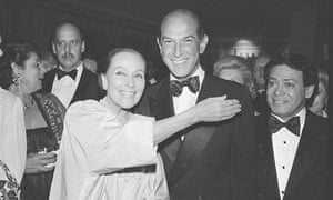 Gaby Wood Visits The Most Famous Latin American Designer Oscar De La Renta Fashion The Guardian