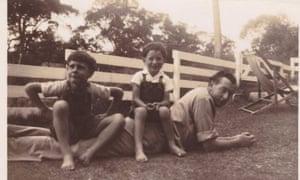 Gough Whitlam sons