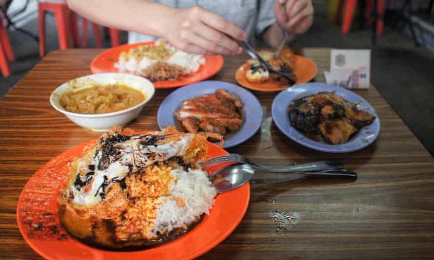 Loos' Hainanese Curry Rice
