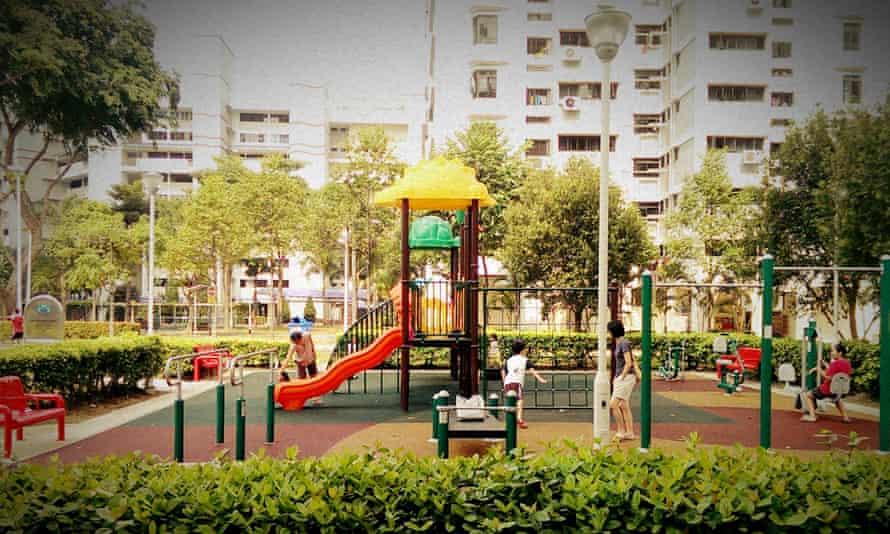 Marine Terrace Playground