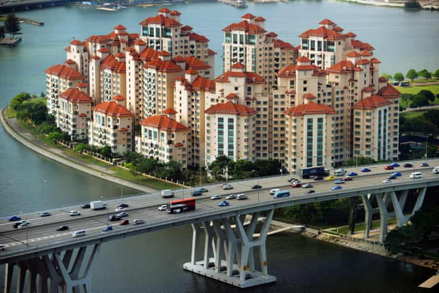 Benjamin Sheares Bridge