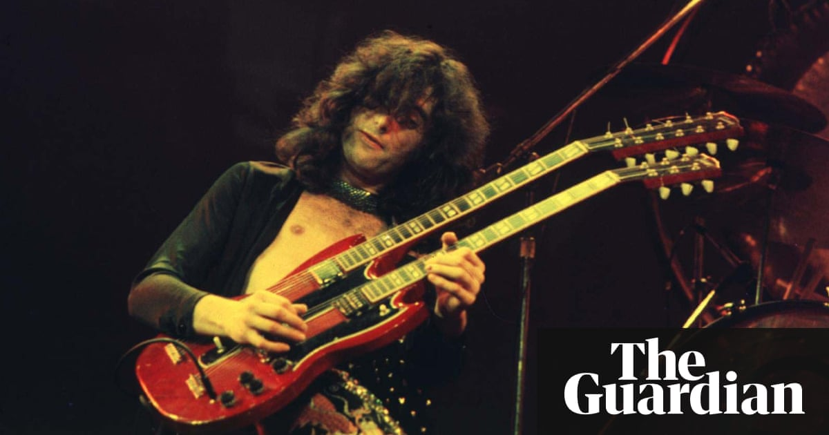 Stairway to Heaven: the story of a song and its legacy | Music ...