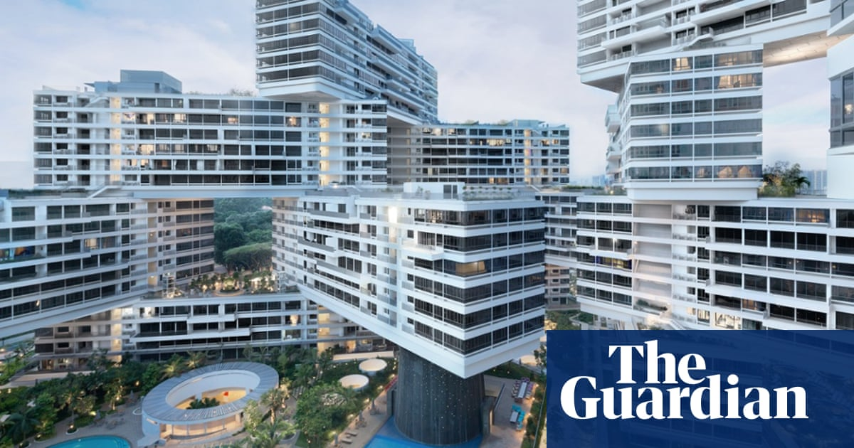 Top 10 Building Designs In Singapore Travel The Guardian