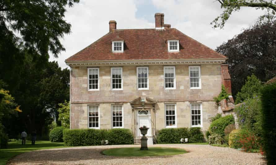 Arundells, home of former prime minister Sir Edward Heath.