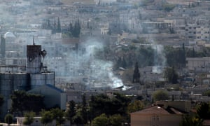 fighting in Kobani