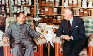 Whitlam China