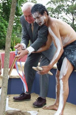 Whitlam aboriginal