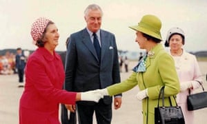 Whitlam Queen