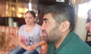 Layali with Farhad.