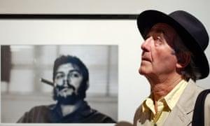 René Burri, photographer, who has died aged 81