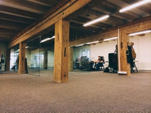 Inside the Meduza Project offices