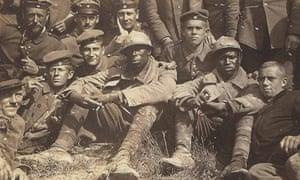 French colonial soldier German postcard WW1 prisoner