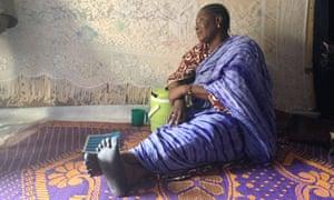 Mina Alessane (Mali Timbuktu)