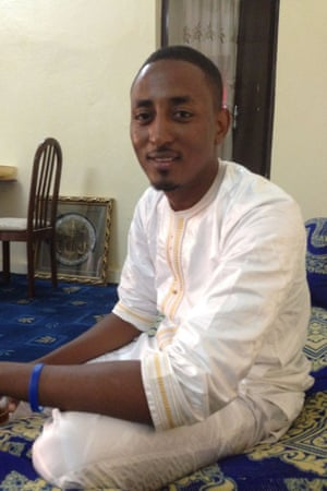 Mohamed Hamalek (Mali Timbuktu)