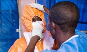 Ebola treatment Freetown Sierra Leone