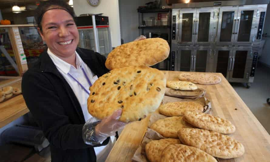 Indigenous bakery
