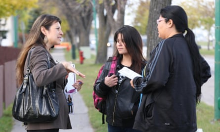 Campaigning in Winnipeg's election