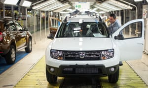 Since 2004, Dacia has introduced seven more vehicles on to the market.
