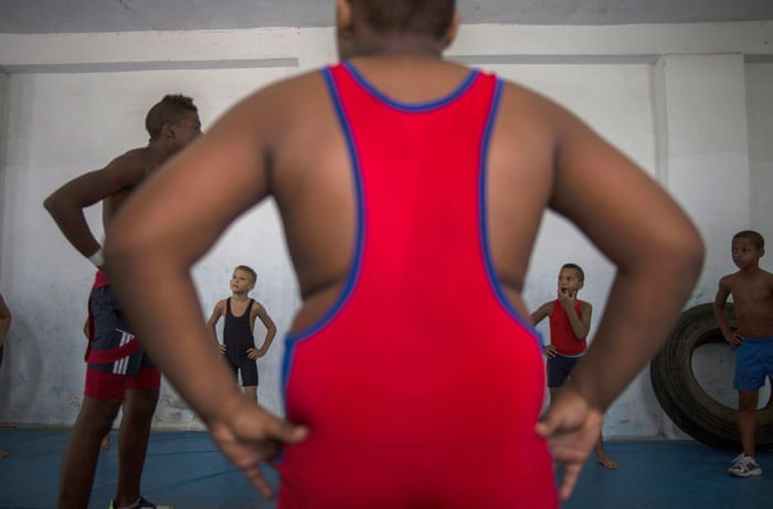 The young wrestlers of Havana, Cuba – in pictures | Art and design