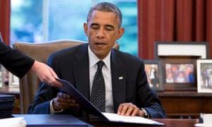 obama desk binder