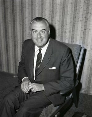 Gough Whitlam in 1969