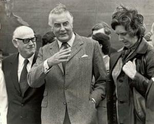 Gough Whitlam in 1973