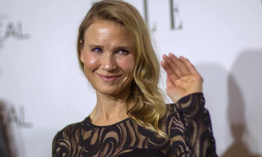 Goodbye to all that …Renee Zellweger at the 21st annual Elle Women in Hollywood Awards, Los Angeles, 20 October 2014.