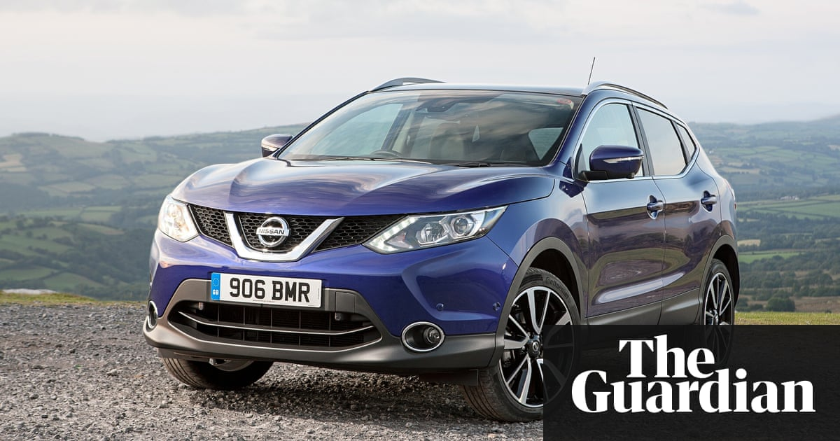 Nissan Qashqai: car review | Martin Love | Technology | The Guardian