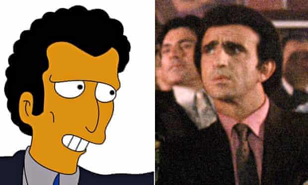 Frank Sivero Louis Simpsons
