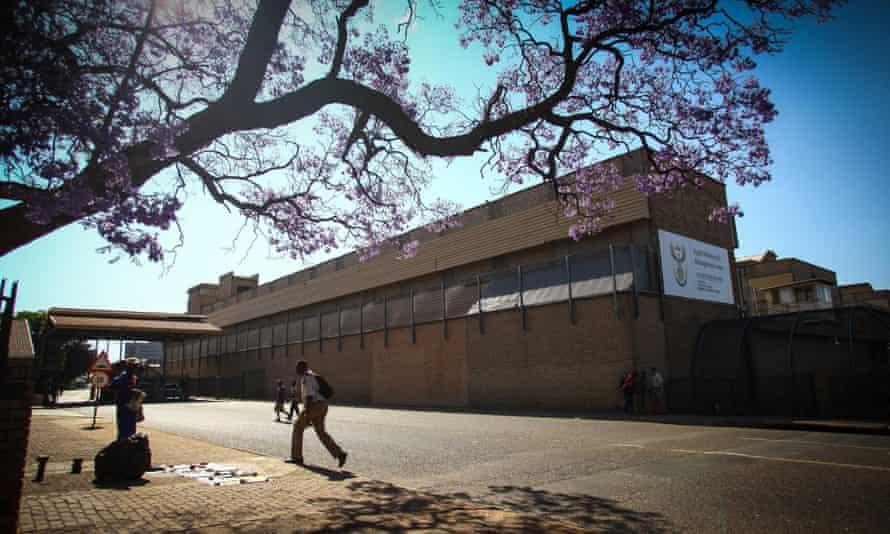 Kgosi Mampuru prison in Pretoria