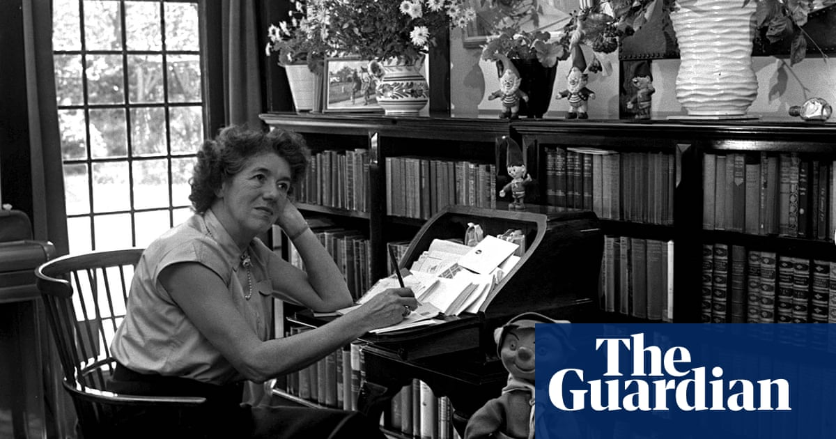 Enid Blyton Not As Good As She Used To Be Books The Guardian