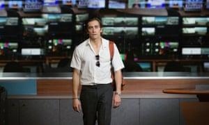 Shooting star: Jake Gyllenhaal as Lou Bloom in Nightcrawler