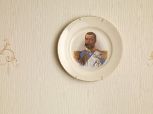 George V plate Tim Morris Photography