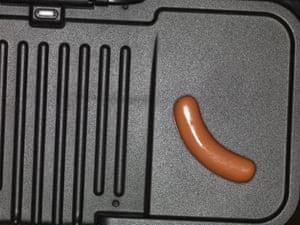 George Foreman Tim Morris photography sausage