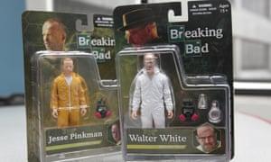 Breaking Bad toys