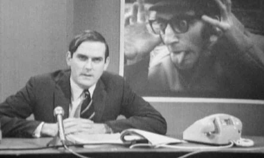 John Cleese and Marty Feldman At Last the 1948 Show