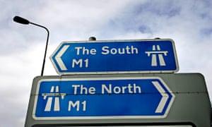 north - sign