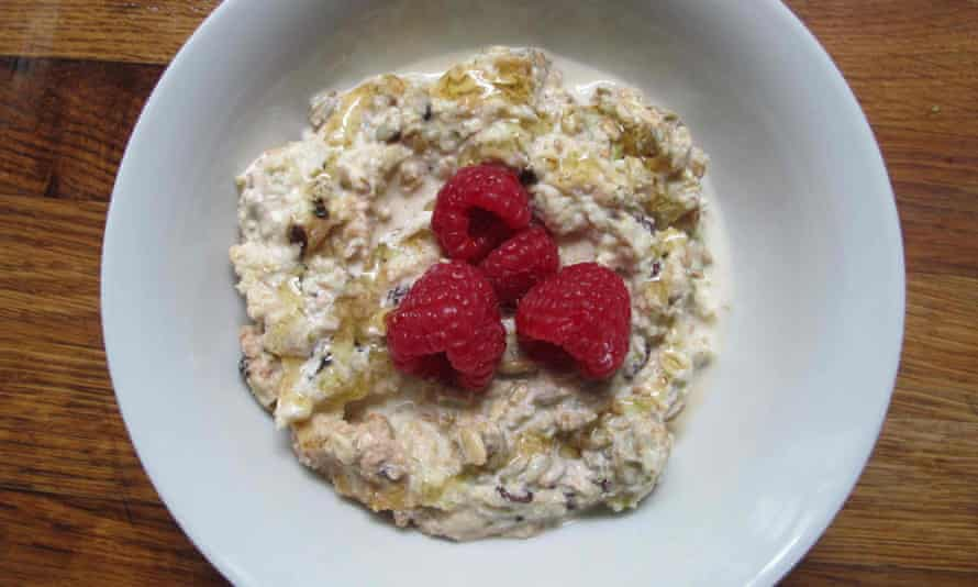 How To Make The Perfect Bircher Muesli Breakfast The Guardian