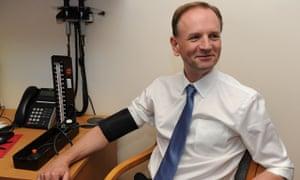 NHS new chief executive