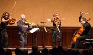 quartet-lab at the Wigmore Hall