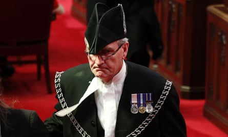 kevin vickers sergeant-at-arms