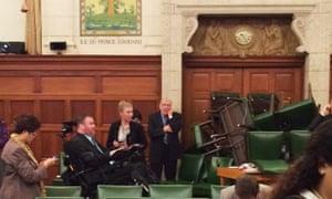 Canada MPs lockdown ottawa