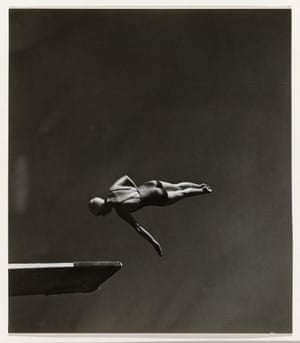 Class, Olympic High Diving Champion Marjorie Gestring, 1936.