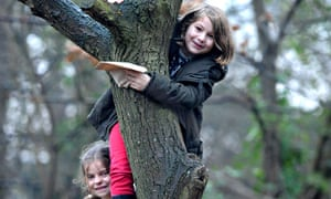 Secret Adventurers in the woods at Dacres Wood, Forest Hill, London
