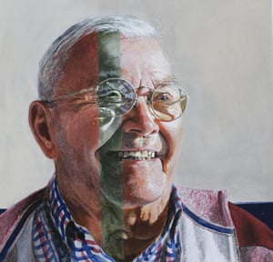 Gentleman with a Gold Tooth, 2014