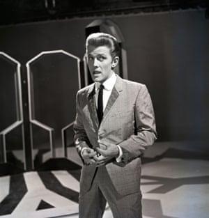 Shane Fenton [Alvin Stardust] 'Thank Your Lucky Stars' TV Programme, 1965